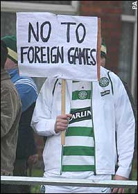 No to Foreign Games RSF style